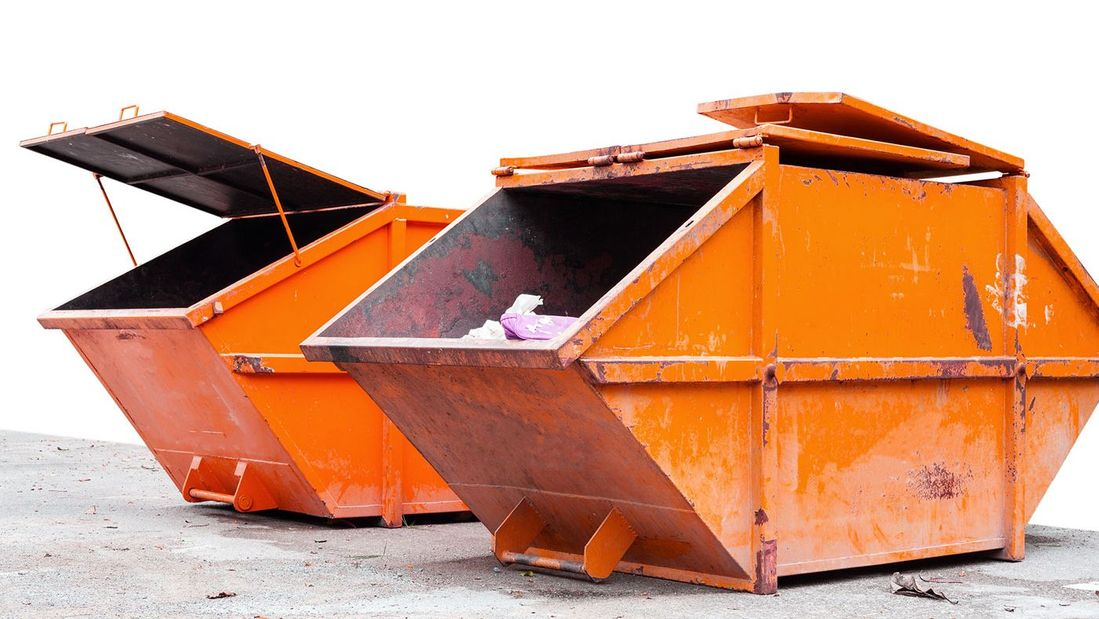 A range of skips available for hire from our company